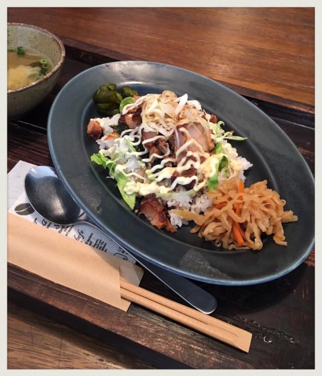 Iwami, Ohda, cafe, restaurant, gohan read
