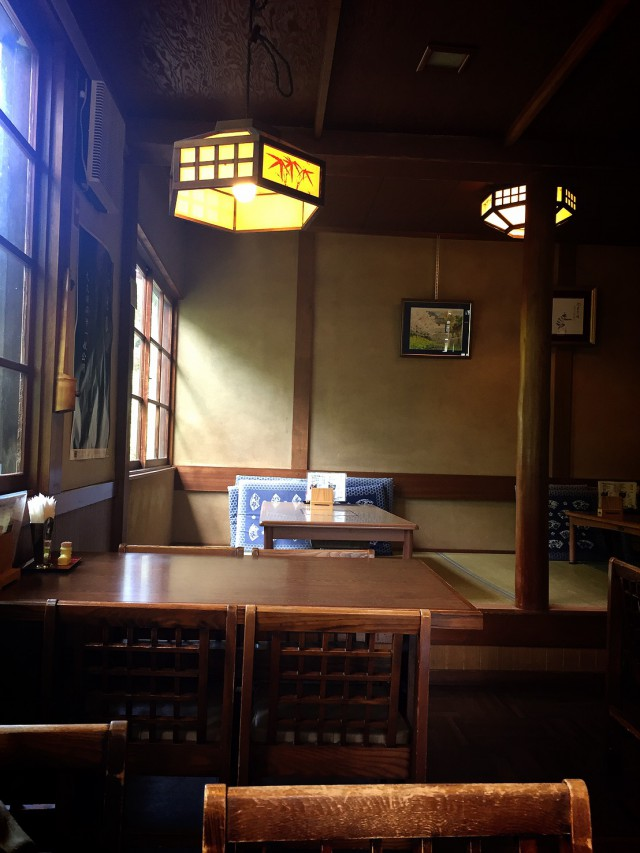 Iwami, Ohda, Iwami Ginzan, traditional, noodle, restaurant
