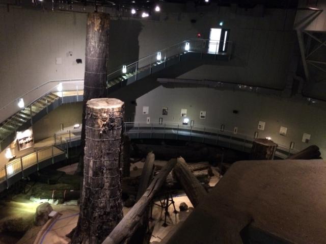 Museum, Iwami, Ohda, sanbe, Azukihara maibotsurin park