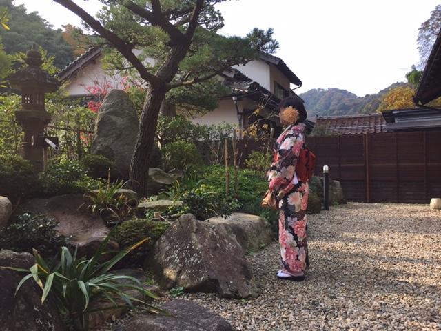 Kimono, Iwami, Iwami Ginzan, Japanese traditional, clothes