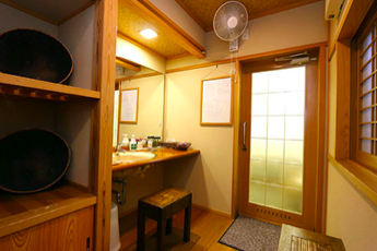 Nogawaya traditional inn Yunotsu Shimane JapanM